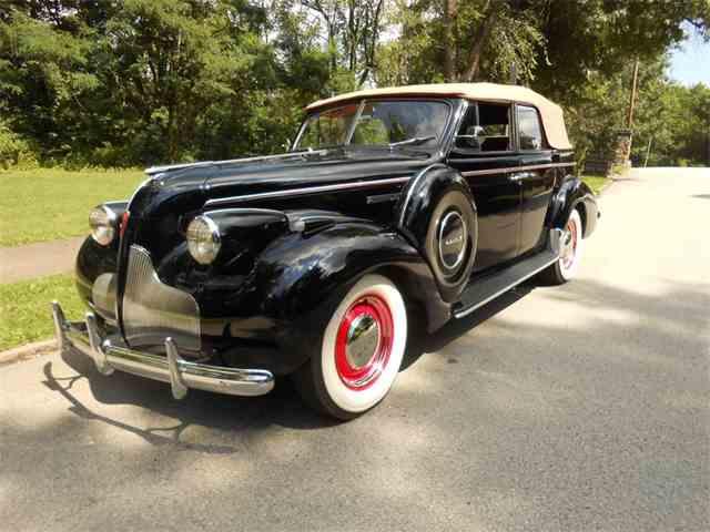 1939 Buick 40   1020278