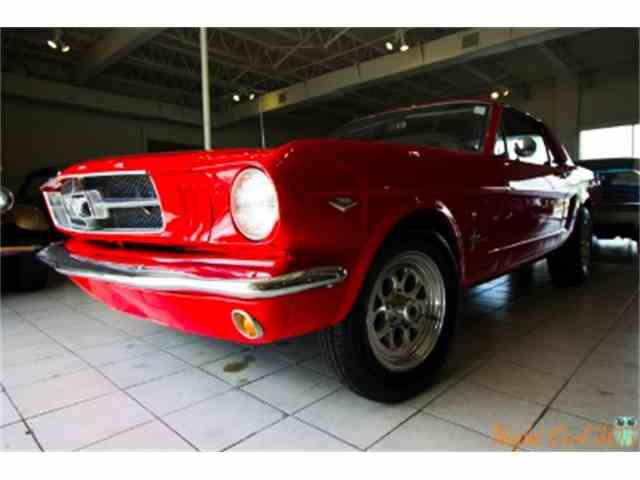 1965 Ford Mustang   1022780