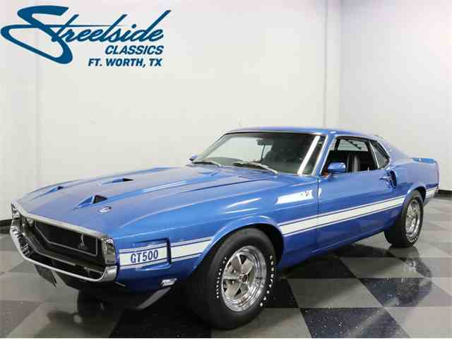 Picture of Classic '69 GT500 - $129,995.00 Offered by Streetside Classics - Dallas / Fort Worth - LX6M