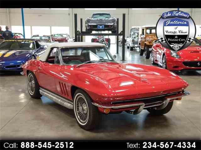 1965 Chevrolet Corvette | 1022788