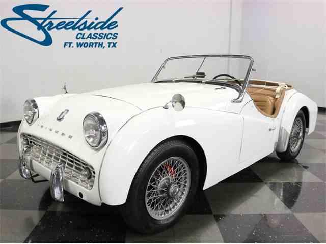 1963 Triumph TR3 | 1022794
