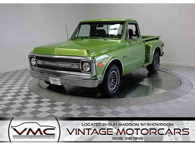1969 Chevrolet C10 | 1022795