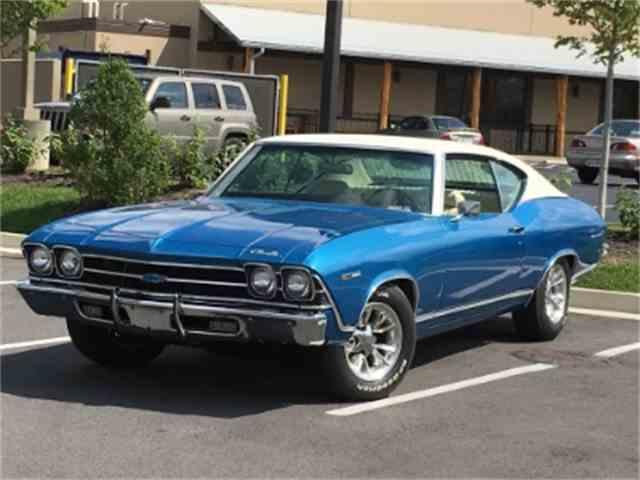1969 Chevrolet Chevelle | 1022797