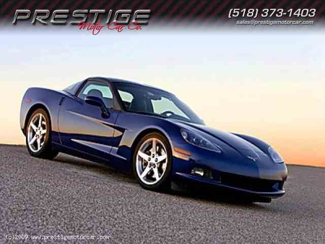 Picture of '05 Corvette - LX72