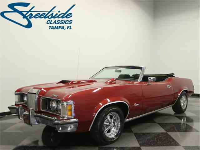 1973 Mercury Cougar XR7 Convertible Tribute | 1022805