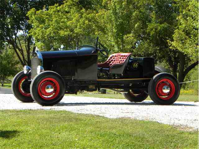 1928 Ford Model A Custom Speedster | 1022809