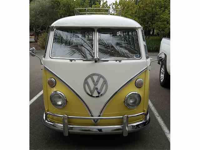 1963 Volkswagen Bus | 1020281