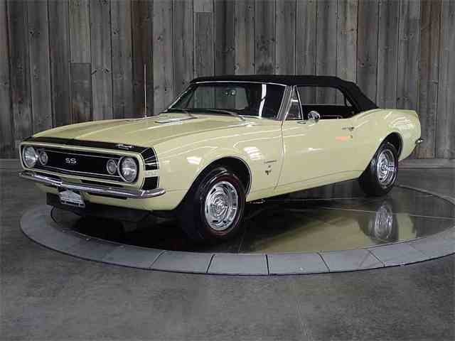 1967 Chevrolet Camaro | 1022813