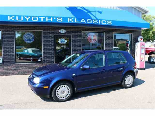 2002 Volkswagen Golf | 1022819