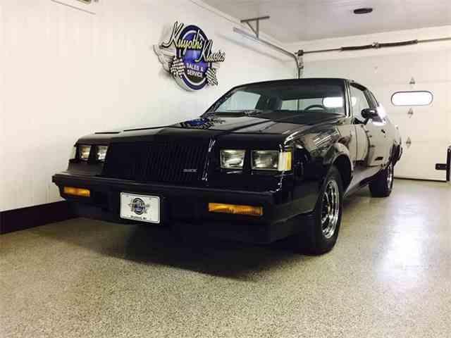 1987 Buick Regal   1022824