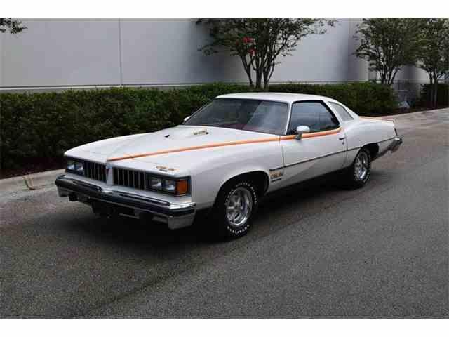 1977 Pontiac LeMans   1022825