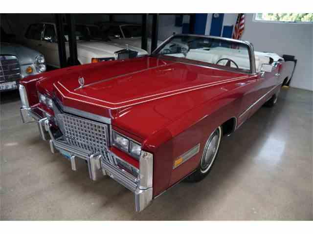 1975 Cadillac Eldorado for Sale on ClassicCars 16