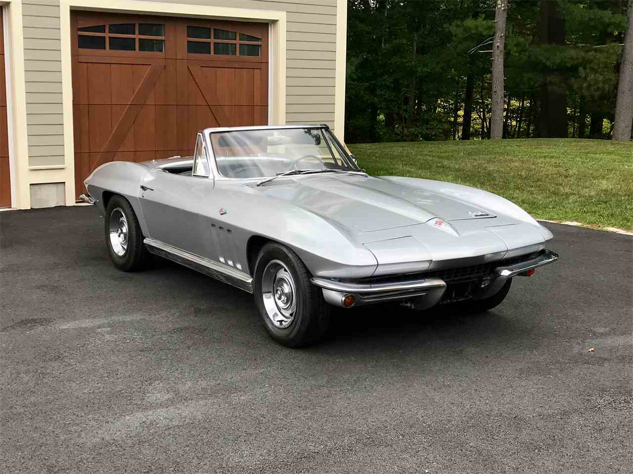 Large Picture of '66 Corvette - LV97
