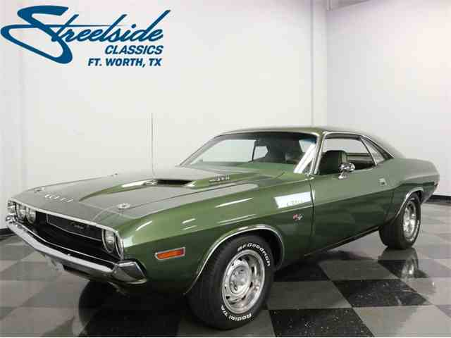 1970 Dodge Challenger R/T 440 Six-Pack | 1022842