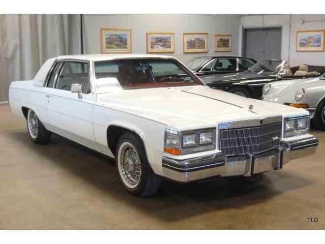 1984 Cadillac DeVille | 1022843