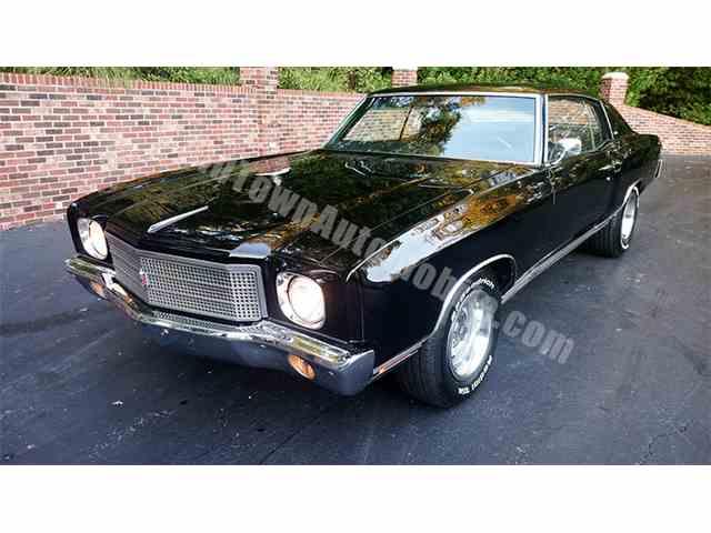 1970 Chevrolet Monte Carlo | 1022846