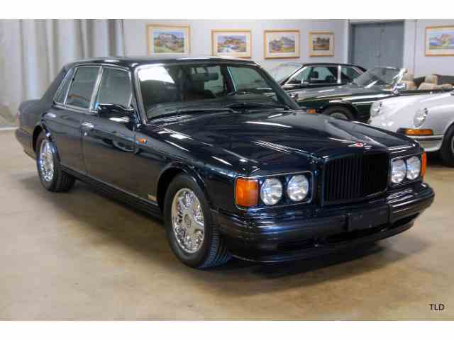 1996 Bentley Turbo R   1022849