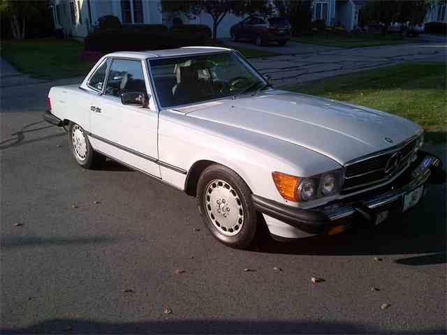 1987 Mercedes-Benz 560SL | 1022860