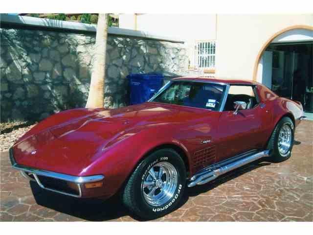 1972 Chevrolet Corvette | 1022874