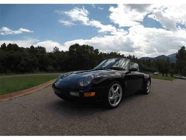 1997 Porsche 993 Carrera 4 | 1022875