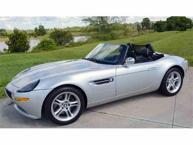 2003 BMW Z8 | 1022879