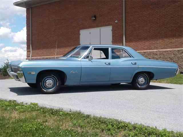 1968 Chevrolet Bel Air   1022890