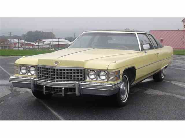 1974 Cadillac Coupe DeVille | 1022892