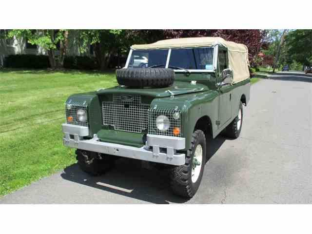 1967 Land Rover Defender | 1022896