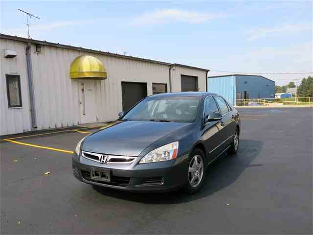 Picture of '07 Accord - LX9Y