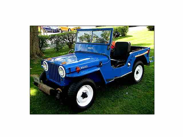 1946 Willys CJ2 | 1022914