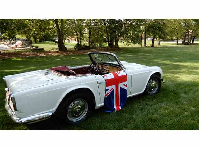 Picture of '65 TR4 - LXAN