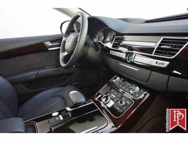 2015 Audi A8 | 1022930