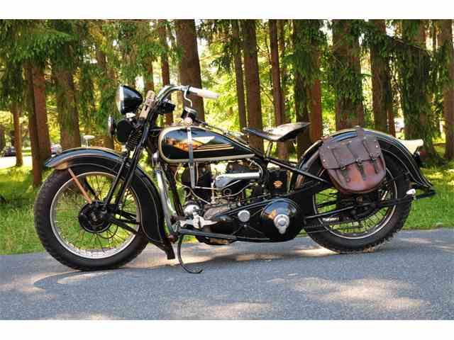 1934 Harley-Davidson VLD | 1022931