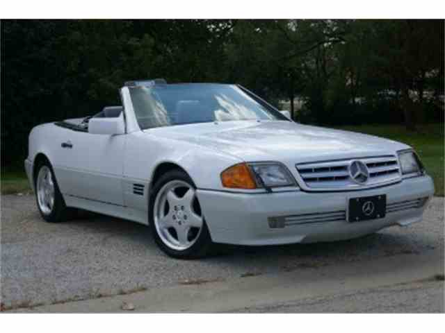 1992 Mercedes-Benz 300SL | 1022947