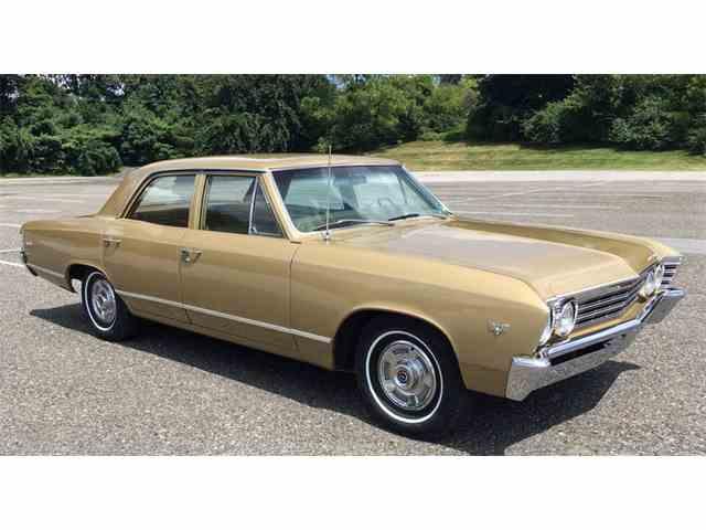 1967 Chevrolet Malibu | 1022956