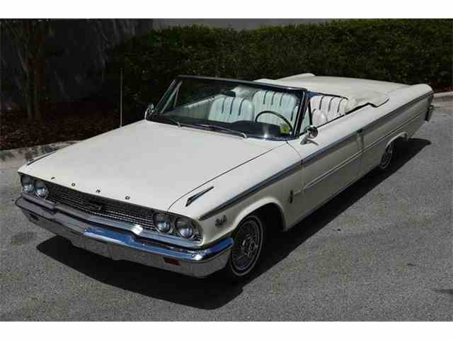 1963 Ford Galaxie 500 XL | 1022959
