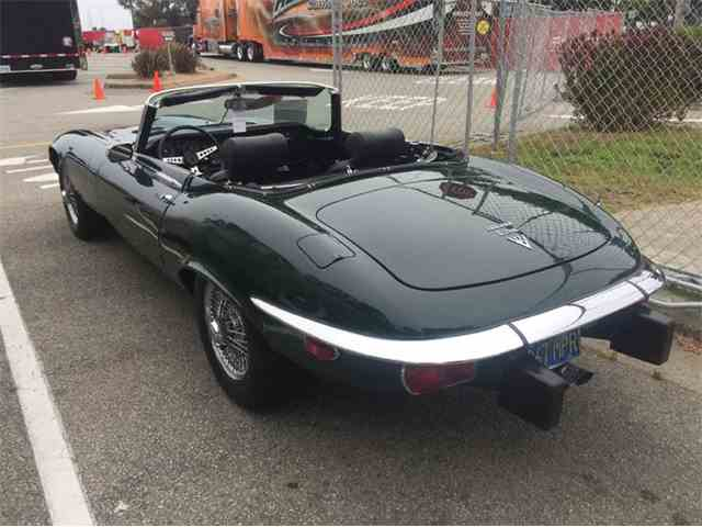 1973 Jaguar E-Type | 1022963