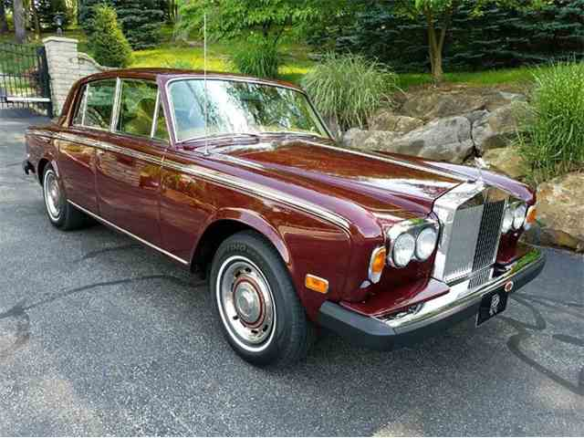 1976 Rolls-Royce Silver Shadow | 1022964