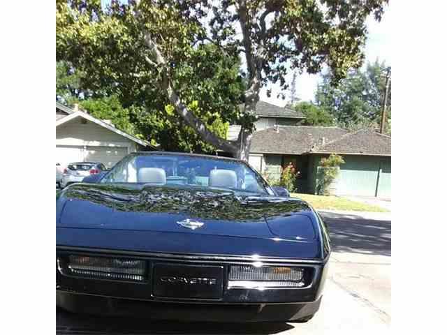 1990 Chevrolet Corvette | 1022980