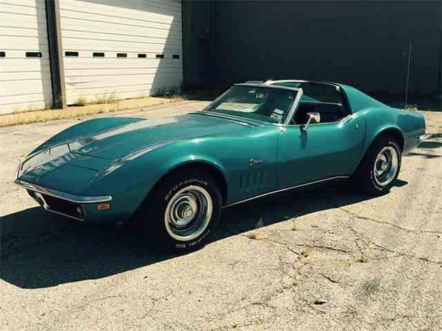 1969 Chevrolet Corvette | 1022983