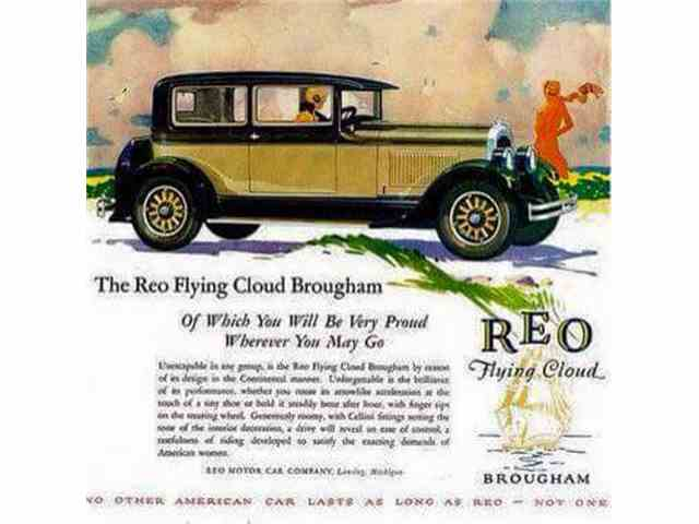 1927 REO Flying Cloud | 1022989