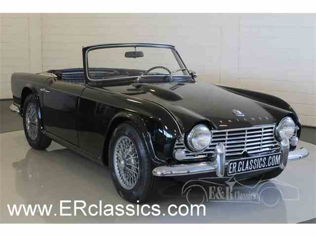 Triumph Tr4 Classifieds Idea Di Immagine Del Motociclo