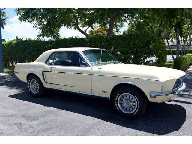 1968 Ford Mustang GT | 1022996