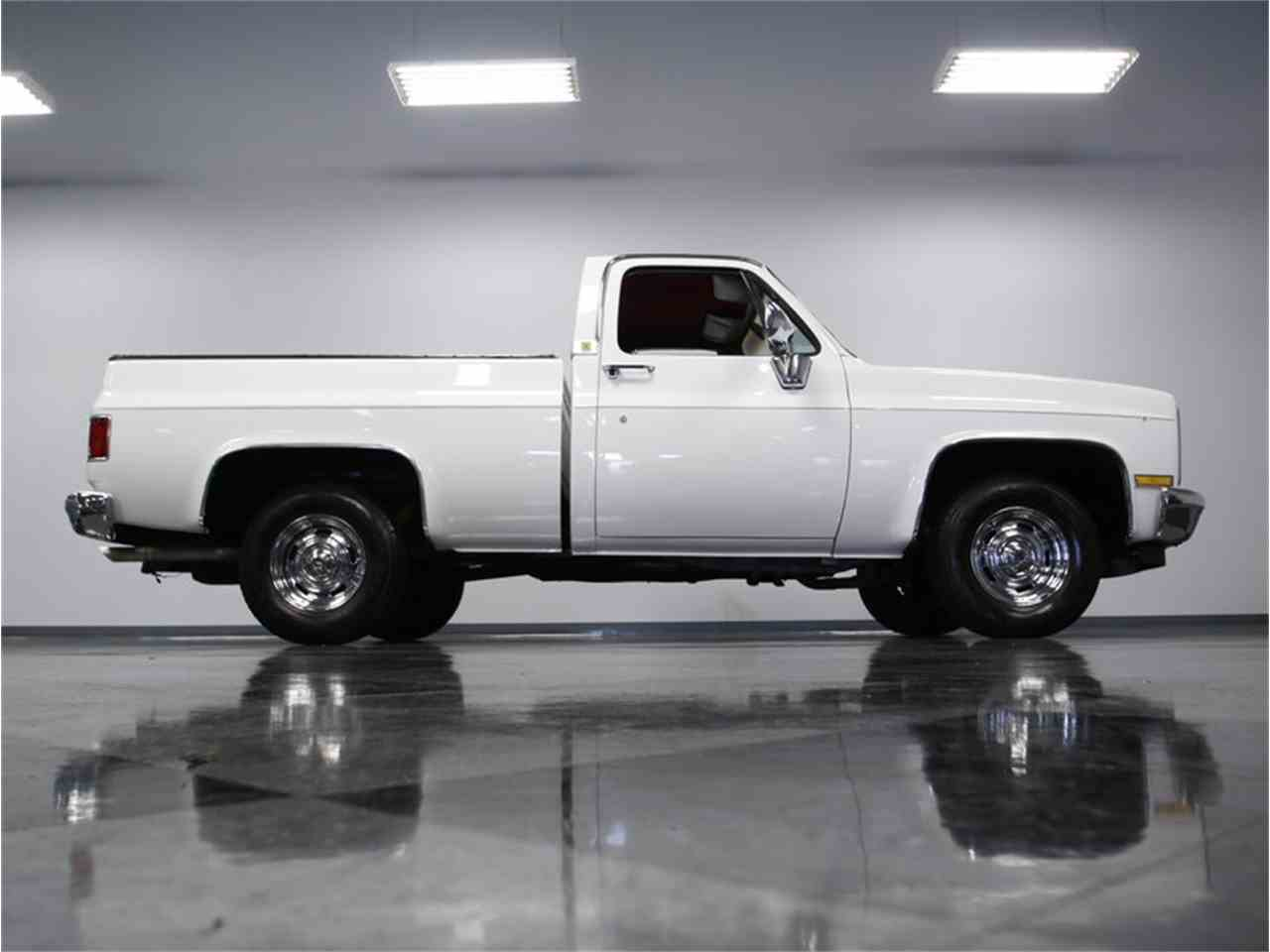 All Chevy 1984 chevrolet c10 : 1984 Chevrolet C10 for Sale | ClassicCars.com | CC-1020030