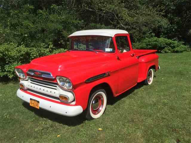 1959 Chevrolet Apache | 1023000