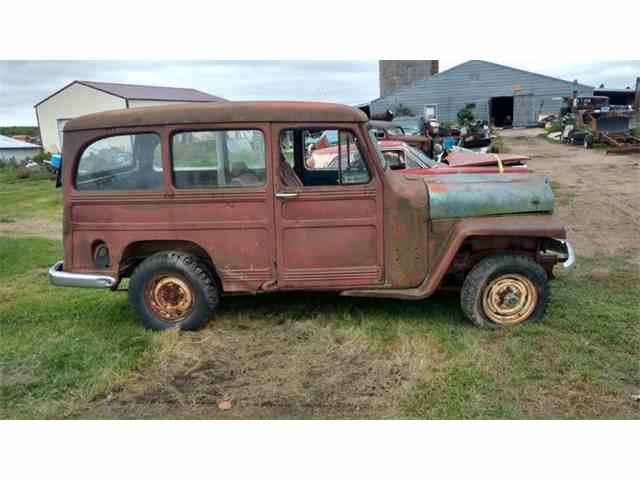 Picture of '51 Jeep Wagon - LXCQ