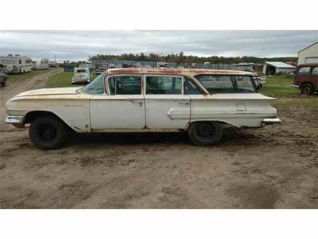 1960 Chevrolet Station Wagon | 1023004