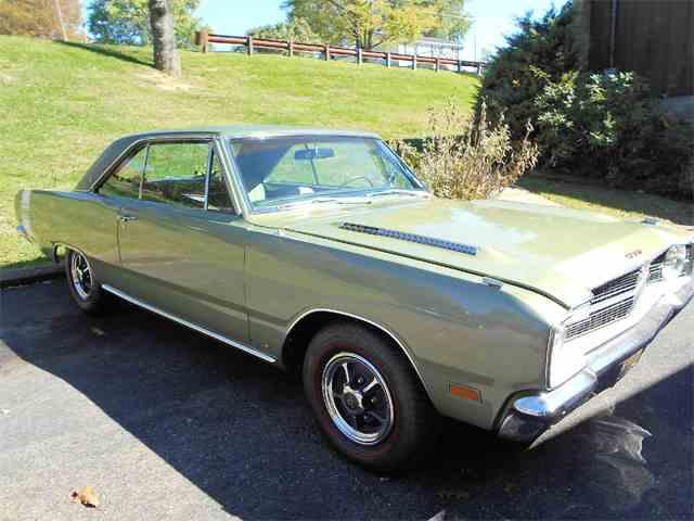 1969 Dodge Dart GTS | 1023021