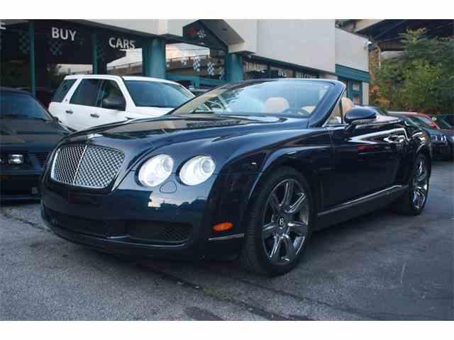 2004 Bentley Continental GTC   1023022