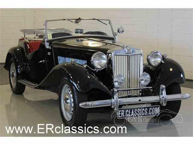 1953 MG TD | 1023023